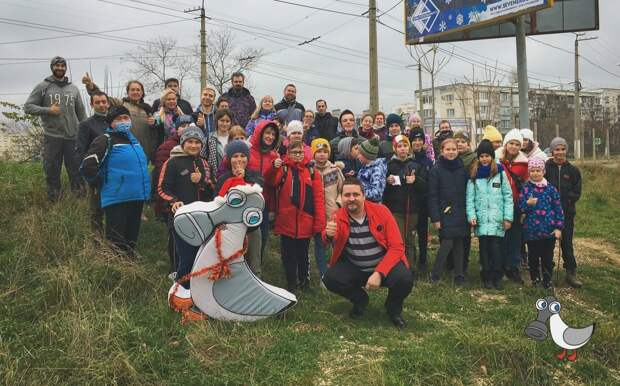 Проект Sevsvalki.net объявил конкурс в честь своего 100-го субботника