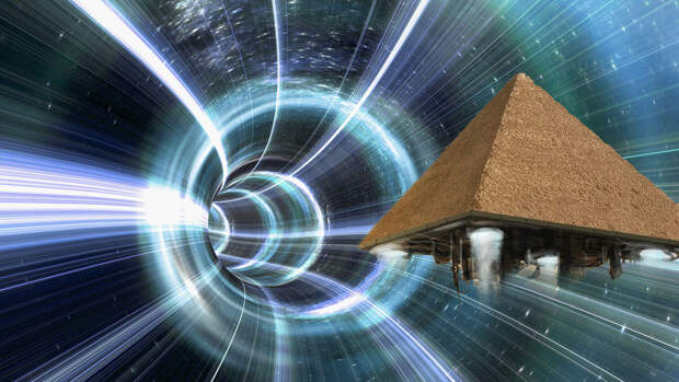 Пирамида времени взорвала рунет