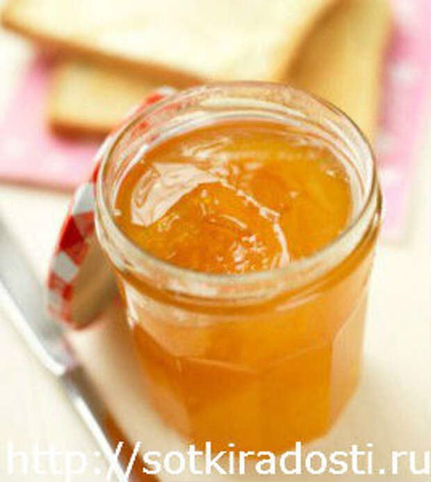 Варенье из дыни (рецепт на зиму)