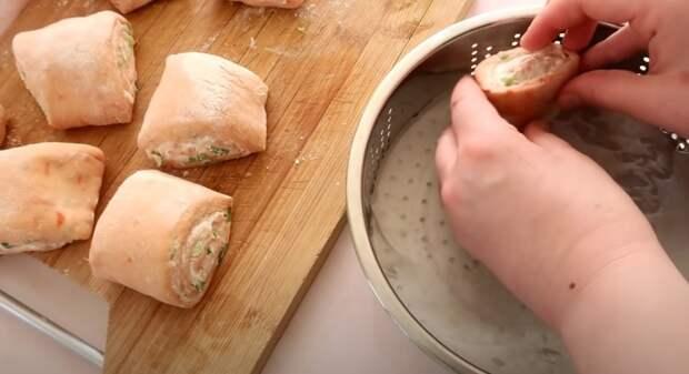 Смешайте помидоры с мукой и получите потрясающий результат.  Рецепт из муки и помидоров (Гарнир не обязателен)