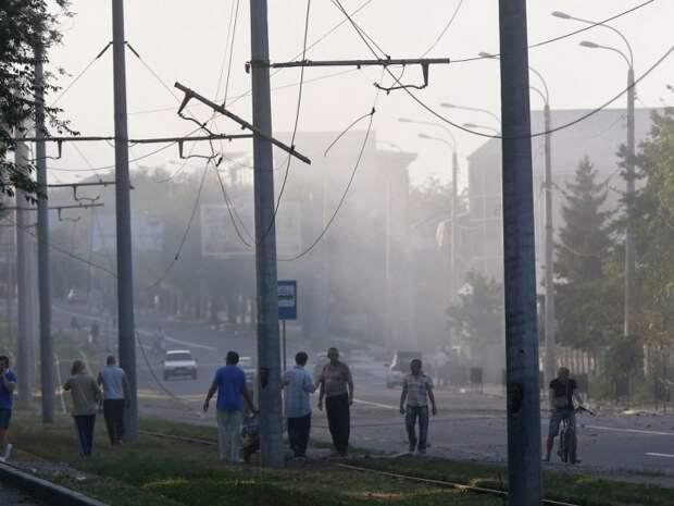 Ополченцы заявили об уничтожении группы диверсантов в Донецке