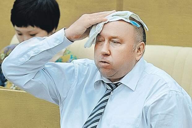 Александр Коржаков. Фото: Валерий ШАРИФУЛИН/ТАСС