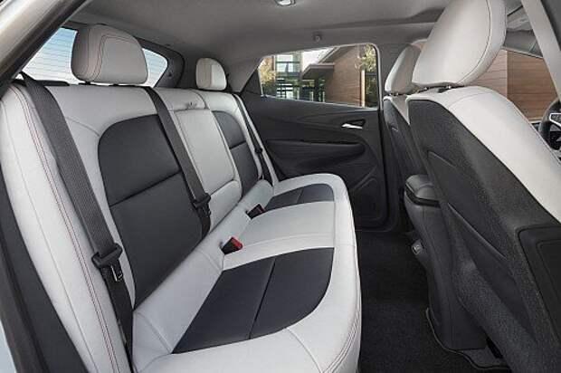 Chevrolet Bolt EV определился с ценой