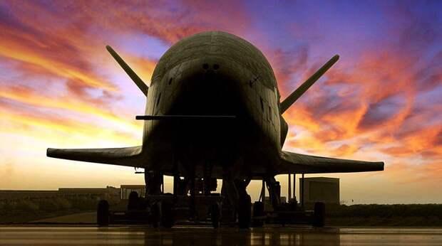 В сети появилось видео с секретным космолетом ВВС США от Boeing