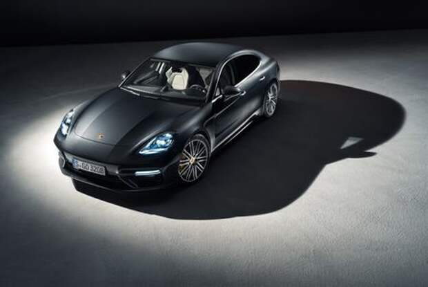 Новый Porsche Panamera: победа интеллекта