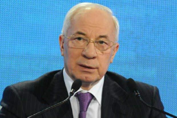 Н. Азаров