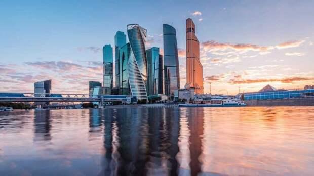 Проводящийся ежегодно рейтинг «лучшие города мира» определил Москву на 4-е место