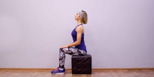 упражнения на гибкость: растяжка спины