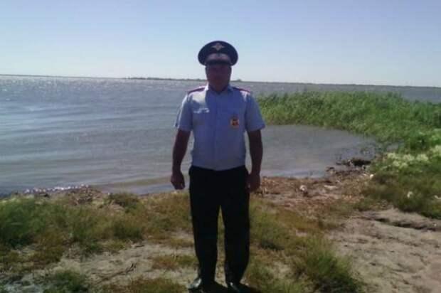 Под Новосибирском сотрудник ГИБДД спас детей, пострадавших от удара молнии 2015, героизм, герой