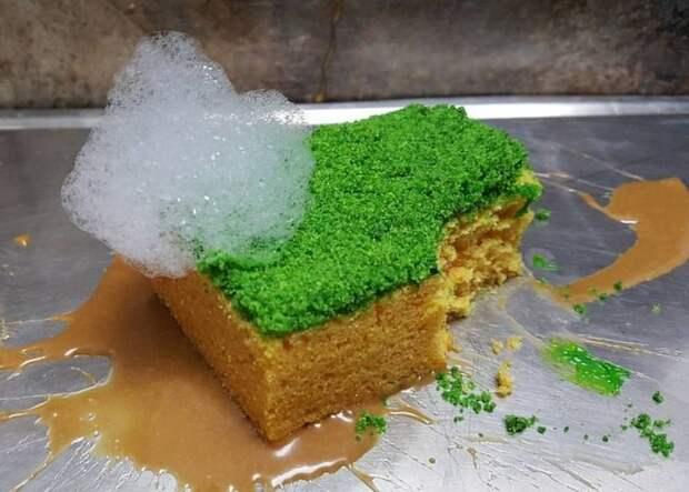 Внешний вид этих десертов вас точно отпугнёт, пока вы не узнаете из чего они приготовлены