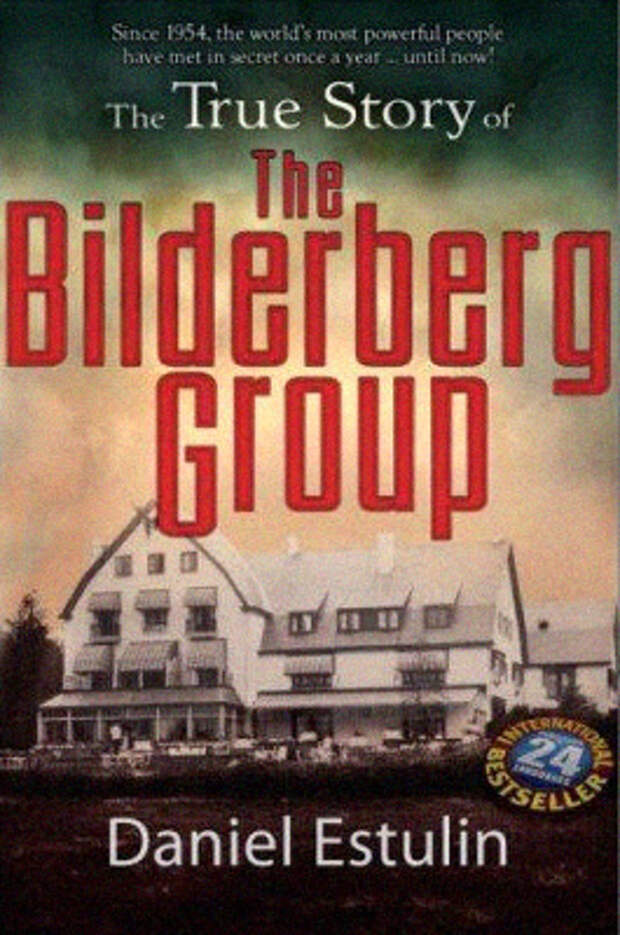 bilderbergskiy club book cover