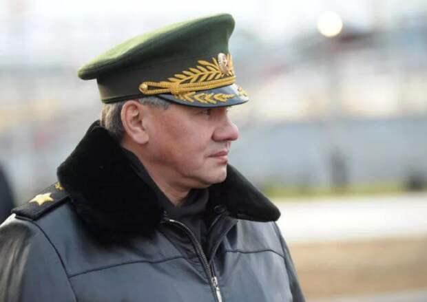 Сергей Шойгу прибыл в Крым на масштабные военные учения