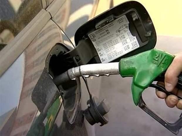 О снижении цен на бензин