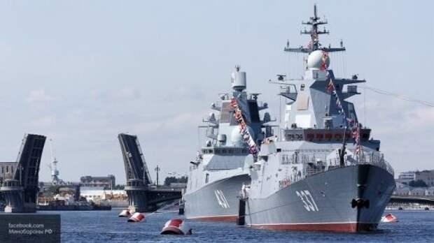 Российский и украинский флот: почему Киев молча завидует силе Москве