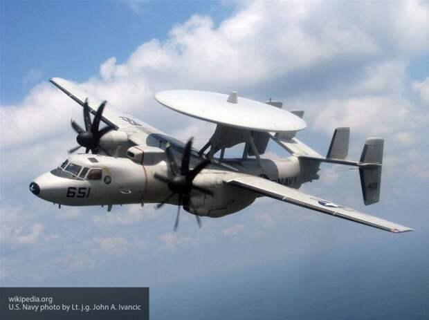 Forbes: спутник заснял китайскую копию самолета-разведчика США