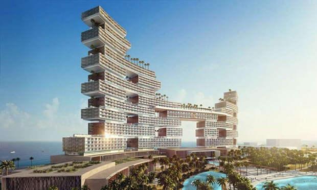 9 самых необычных отелей, которые вскоре будут построены