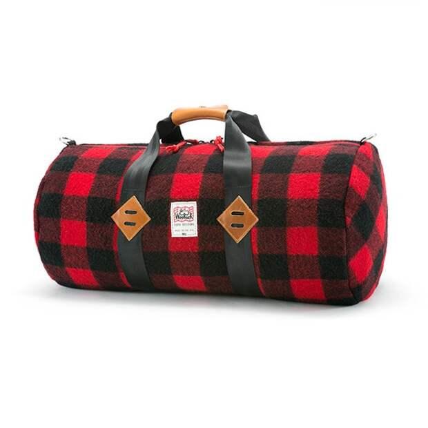 Выкройки и идеи простых сумок и рюкзаков