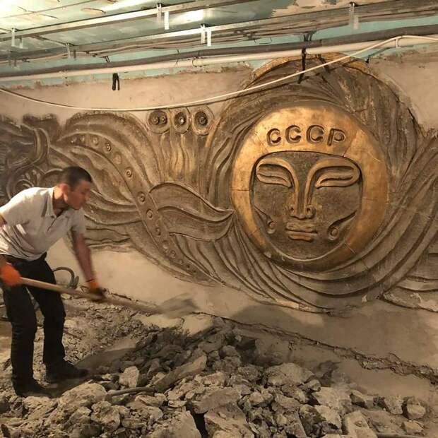 Артефакты высокоразвитой цивилизации найденные на территории современной России.