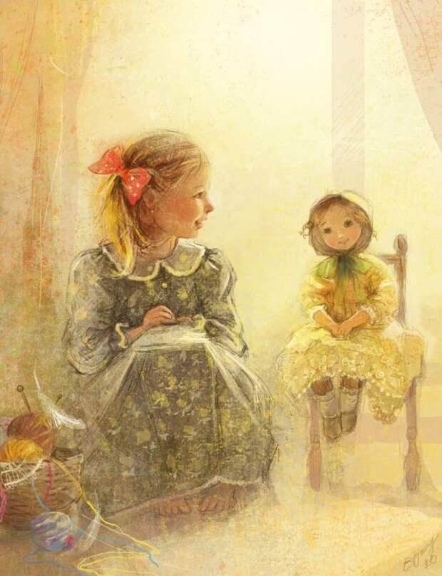 художник Екатерина Бабок иллюстрации – 39
