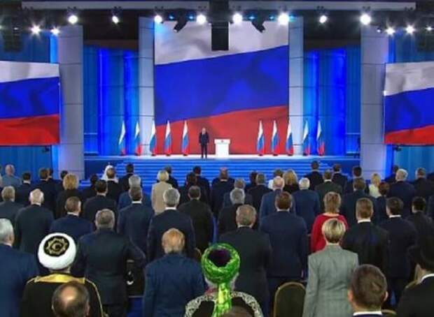 Ответ России будет ассиметричным, быстрым и жестким: Путин предостерег организаторов провокаций
