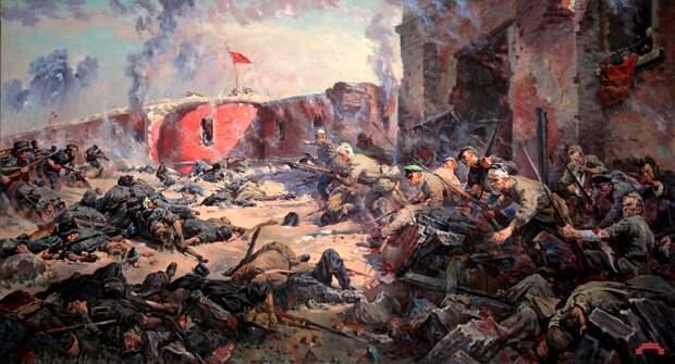 Брестская крепость: твердыня над Бугом
