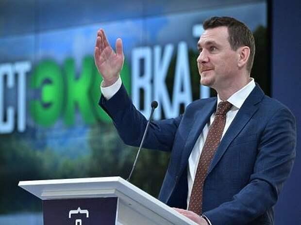 Суд арестовал вице-премьера Подмосковья