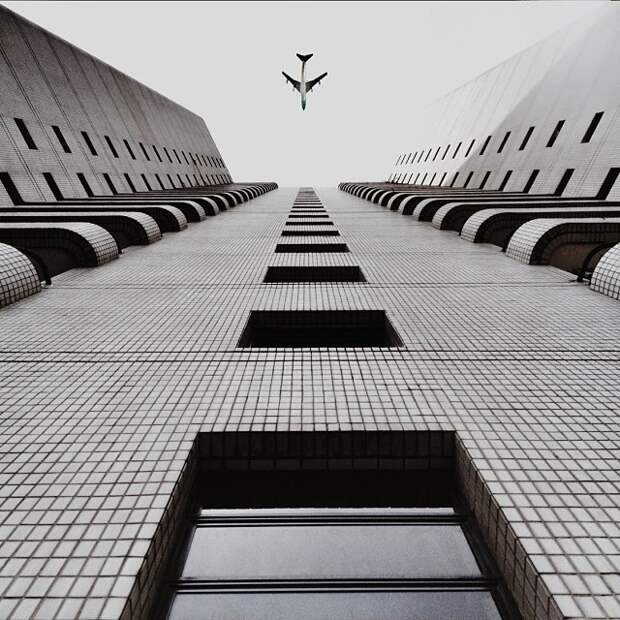 Идеальные линии в архитектуре