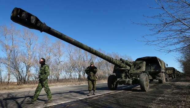 Луганские ополченцы: Киев ничего никуда не отводил