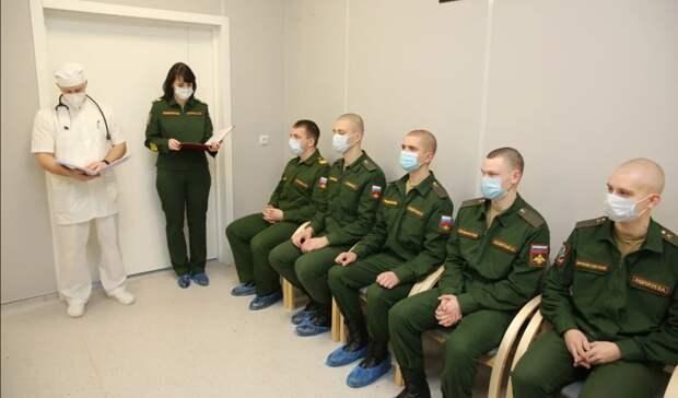 Участников парада Победы вРостове начали прививать откоронавируса