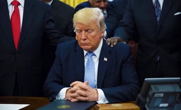 Трампа собираются отстранить от власти