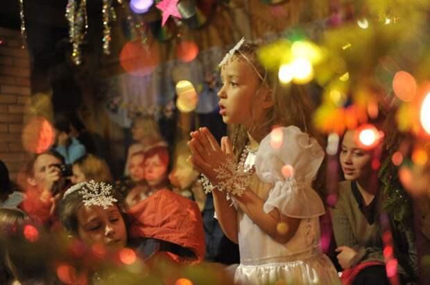 В музее Есенина на Клязьминской улице организуют развлекательную программу «Новогодняя одиссея Снегурочки»