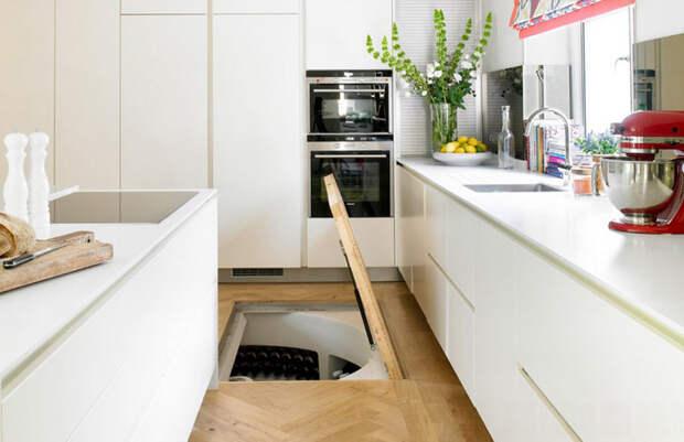 Кухня от Charlie Laing Ltd