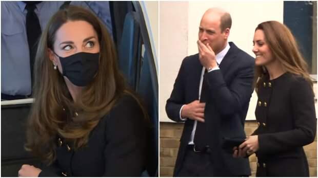 """Принц Уильям с супругой посетил учебный центр Королевских ВВС / Коллаж: ФБА """"Экономика сегодня"""""""