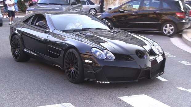 Самые дорогие автомобили от Mercedes-Benz