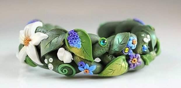Изделия из полимерной глины Анико Колесниковой