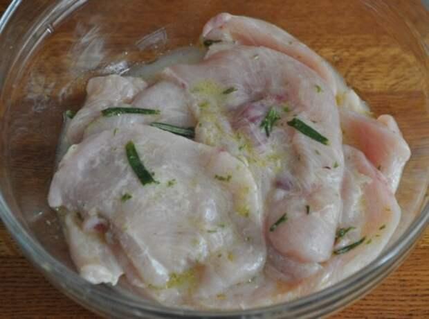 как приготовить куриное филе