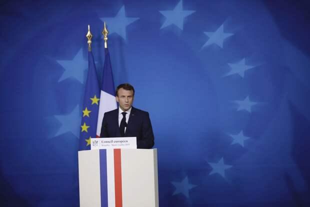 Макрон, Брюссель, Вашингтон и многополярность