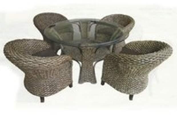 Патио на даче – мебель для отдыха! Какую выбрать?