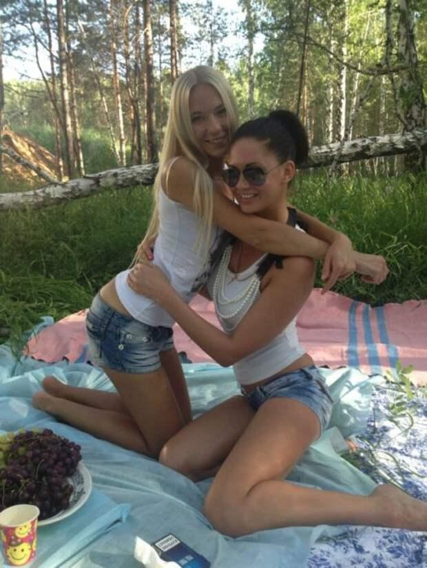 Милые девушки из социальных сетей - bigmir)net