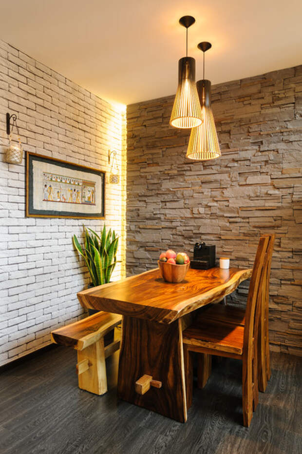 5. Design rural dining