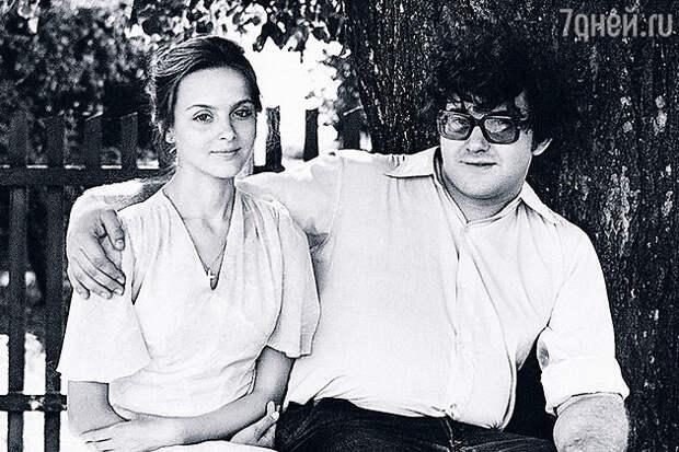 Светлана Орлова с мужем Юрием