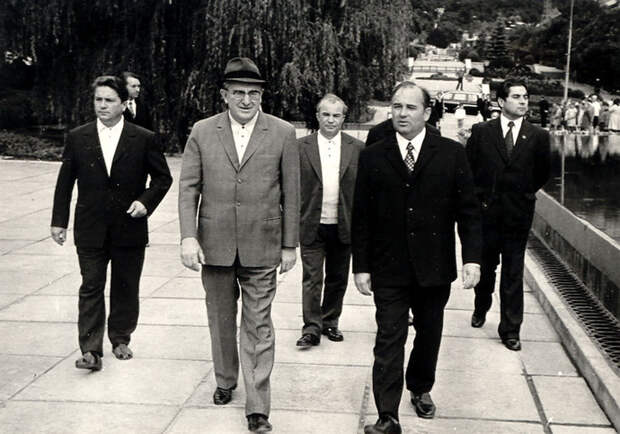 Перестройку придумал не Горбачев. Вы даже не представляете - кто