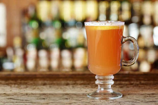Топ-5 согревающих зимних напитков