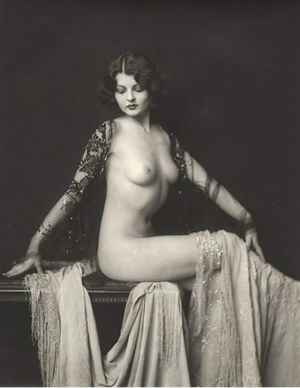 Мари Стивенс. <br><br>Работы Альфреда Чейни Джонстона (Alfred Cheney Johnston).