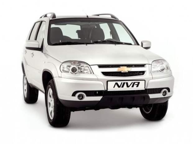 Chevrolet в третий раз в 2015 году увеличила цены на Niva