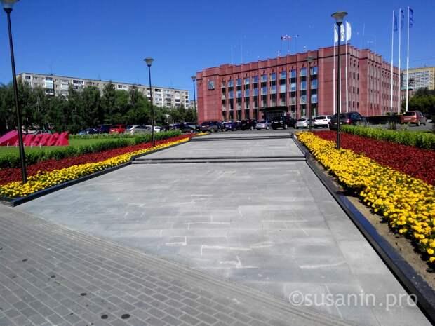 Центры сбора подписей за присвоение Ижевску статуса «Город трудовой доблести» появились в районных администрациях