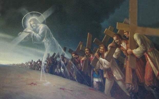 27 СЕНТЯБРЯ ВОЗДВИЖЕНИЕ ЧЕСТНОГО И ЖИВОТВОРЯЩЕГО КРЕСТА ГОСПОДНЯ.