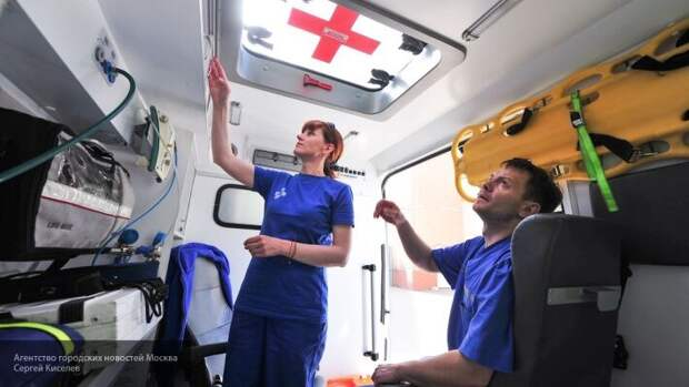 Украинцы обманули «скорую»: беззащитных врачей вызвали к прибывшим из Европы херсонцам