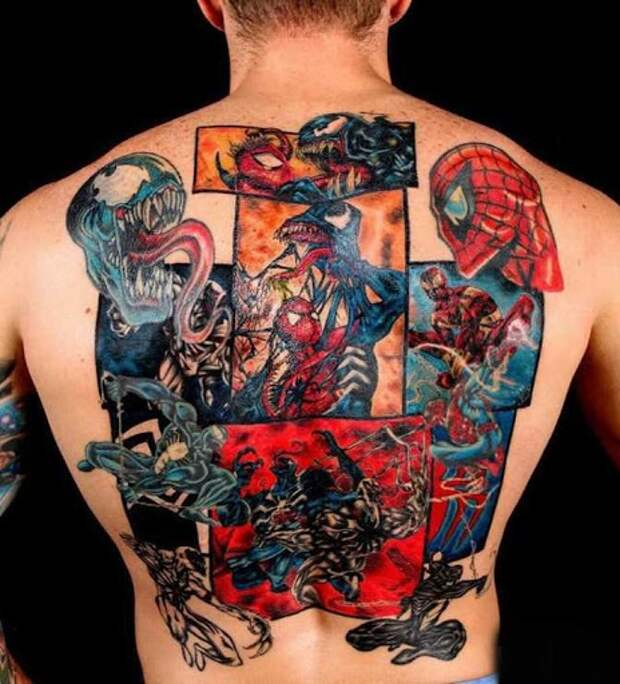 Татуировки для гиков (подборка)