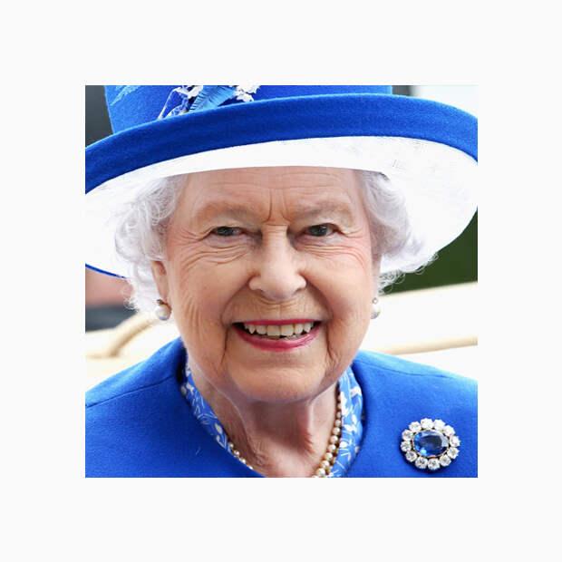 007 small1 Любимые броши британской королевы Елизаветы II